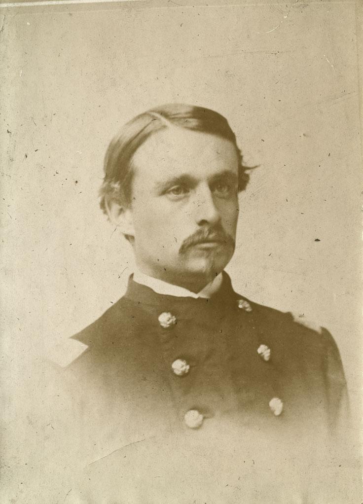 Robert Gould Shaw, Circa 1863