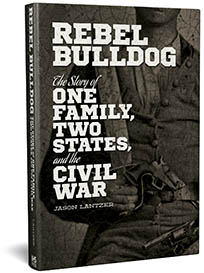 Image of book Rebel Bulldog